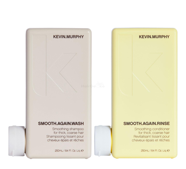 KEVIN.MURPHY SMOOTH.AGAIN Set - WASH 250 ml + RINSE 250 ml