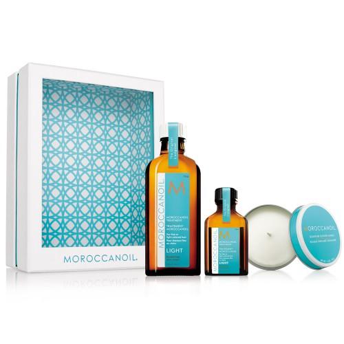 Morocannoil Home & Away Light Geschenkset