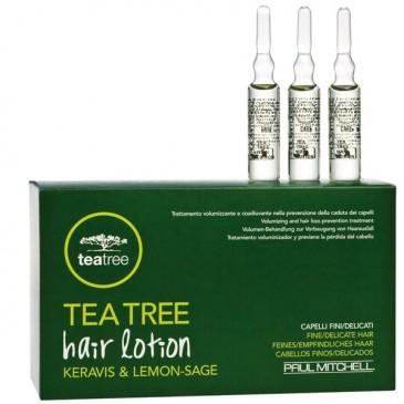 Paul Mitchell Tea Tree Lemon Sage Hairlotion 12x 6ml