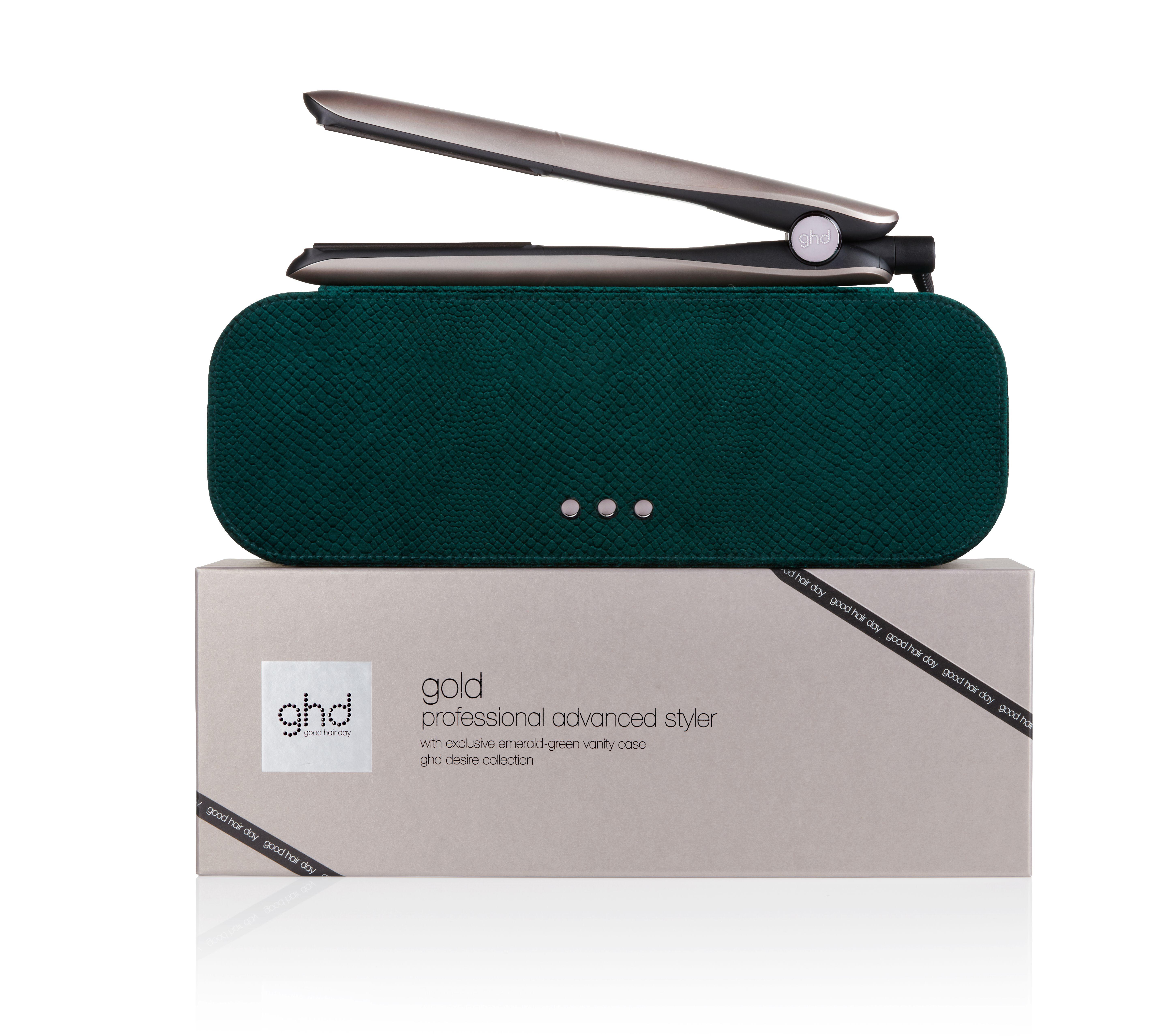 ghd Xmas Desire Gold Styler Geschenkset