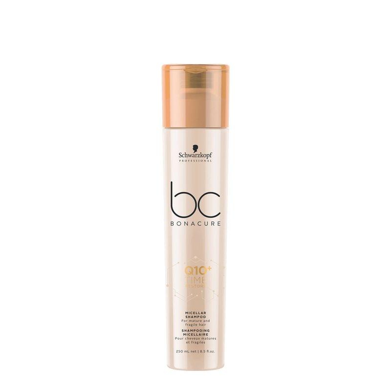 Schwarzkopf bc Bonacure Q10+ Time Restore Micellar Shampoo 250 ml