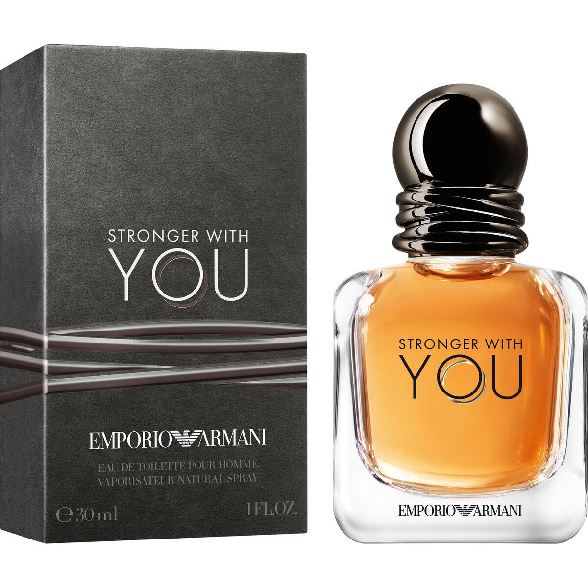 Emporio Armani Stronger with You Eau de Toilette pour Homme 30ml