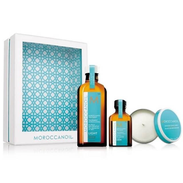 Moroccanoil Home & Away Light Geschenkset