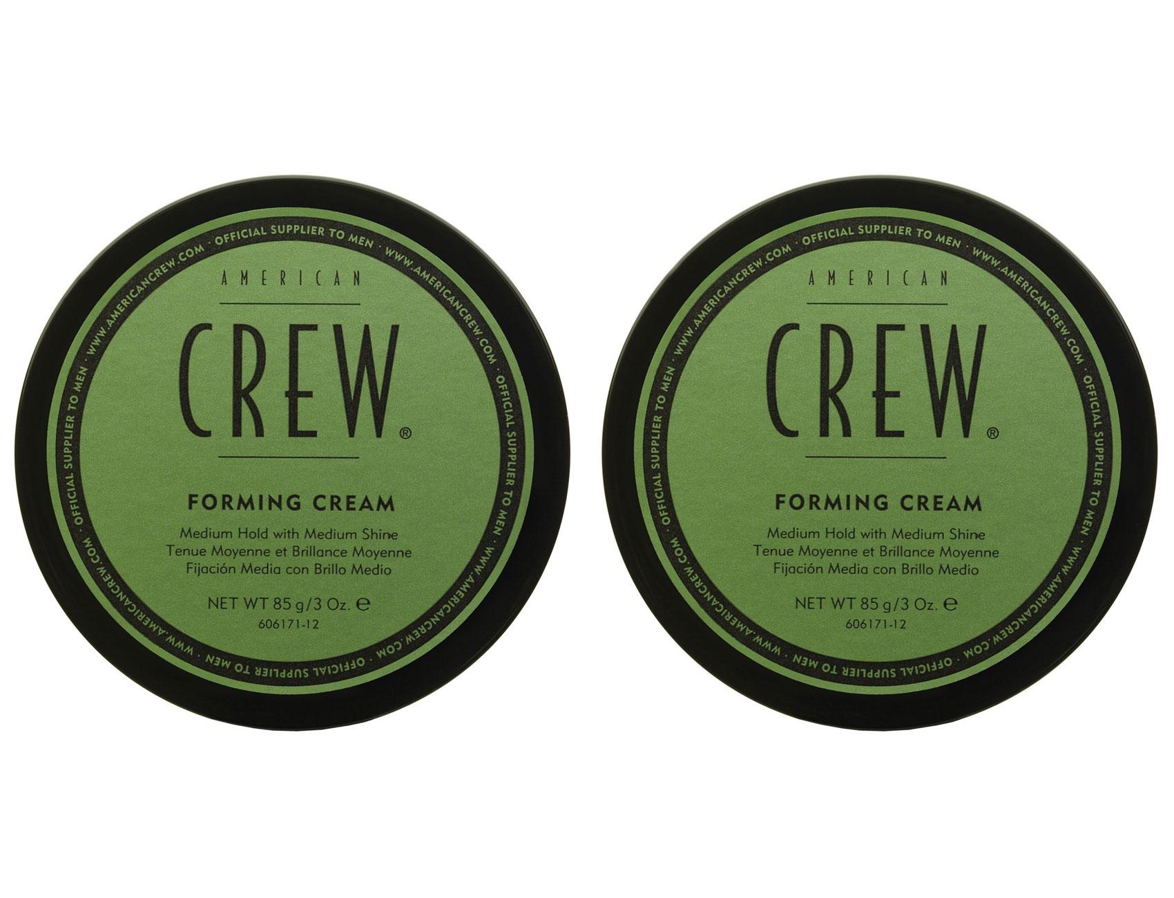 American Crew Forming Cream Aktion 2x 85g = 170g