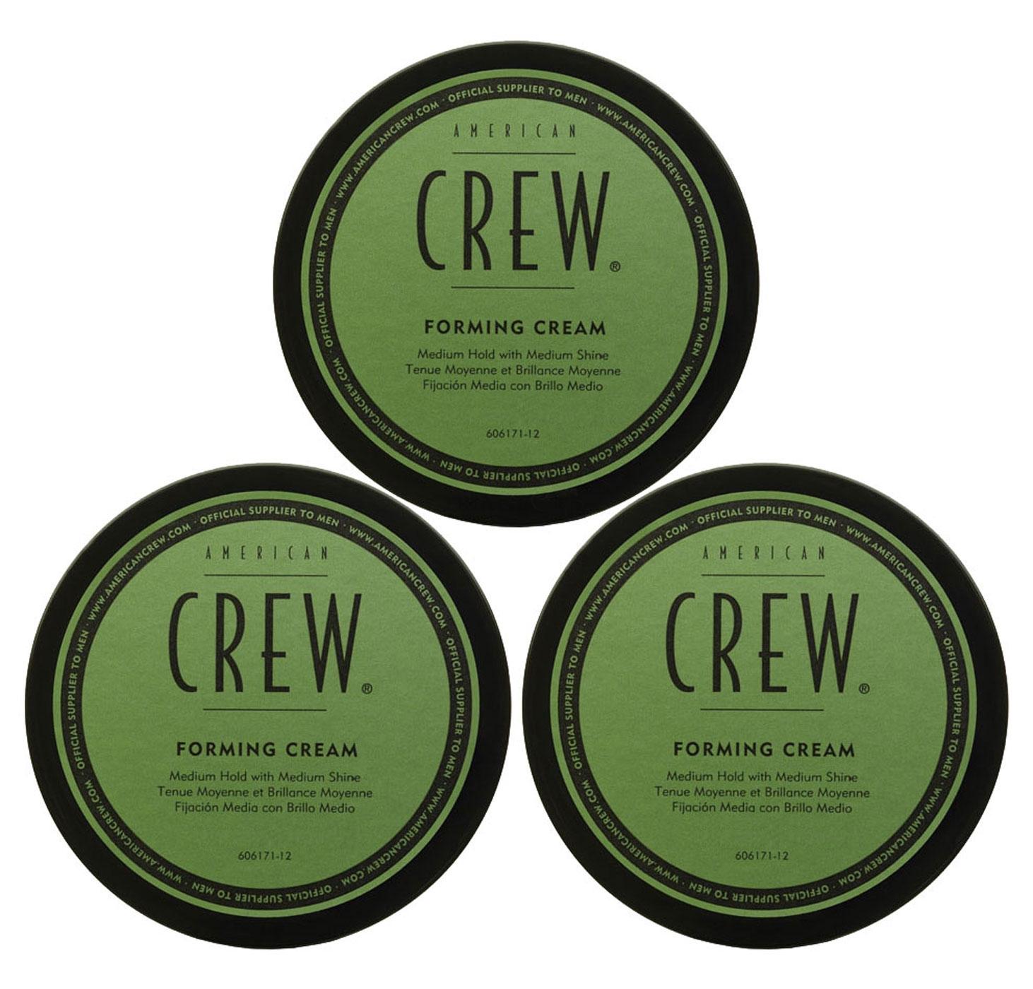 American Crew Forming Cream Aktion - 3x 50g = 150g