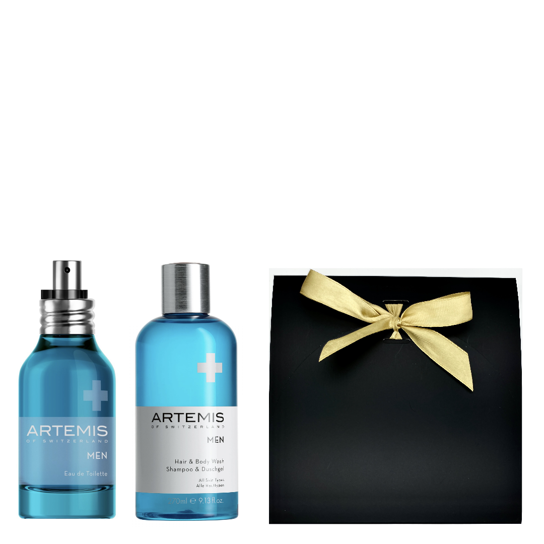 Artemis Men Geschenkset mit Geschenkbox