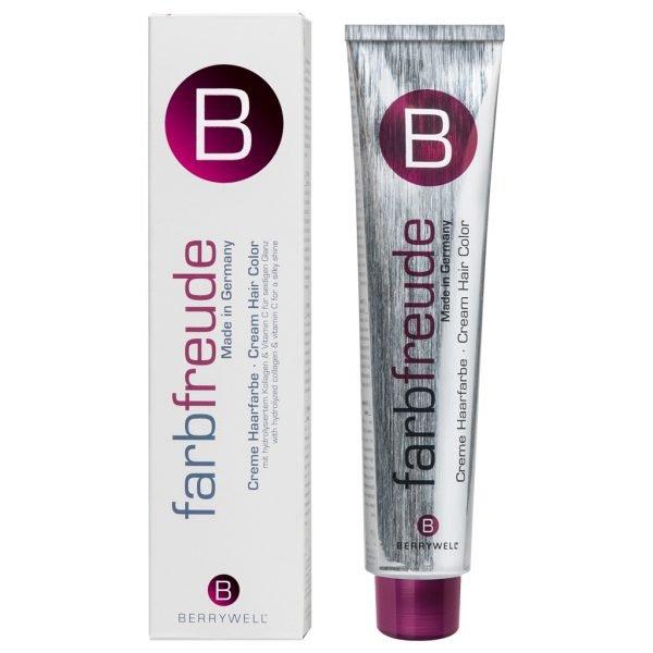 Berrywell Farbfreude Creme Haarfarbe 61 ml - 222 Violet Konzentrat