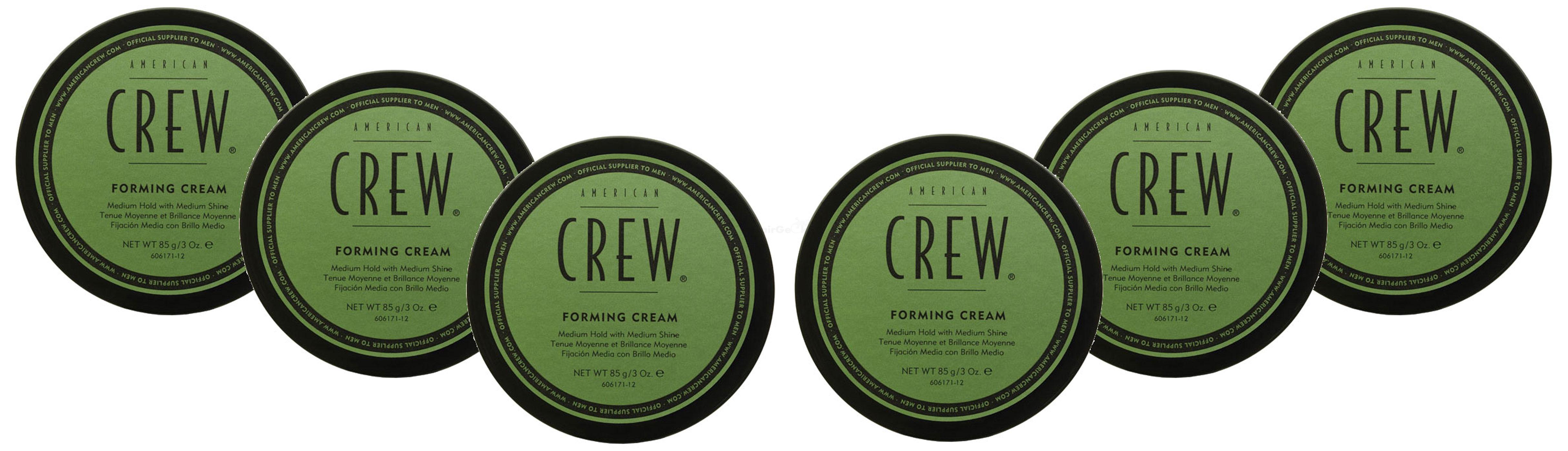American Crew Forming Cream Aktion - 6x 85g = 510g