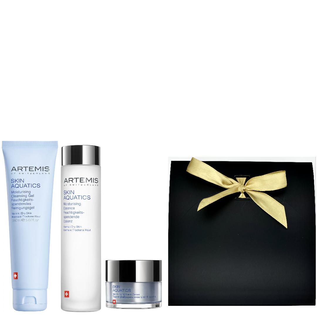 Artemis Skin Aquatics Pflegeset mit Geschenkbox