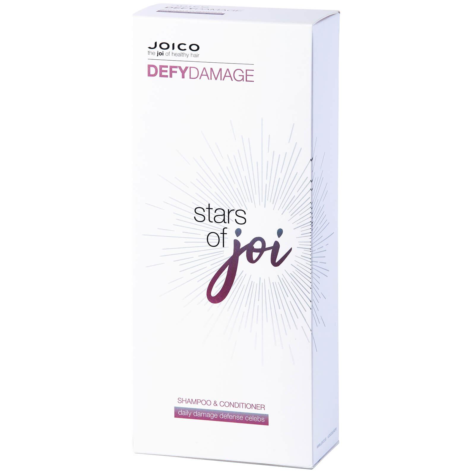 Joico Stars of Joi Defy Damage Shampoo 300ml + Conditioner 250ml