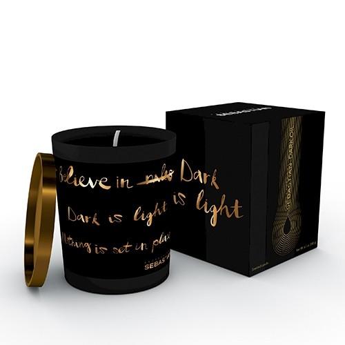 Sebastian Dark is light Dark Oil scented candle Kerze Duftkerze
