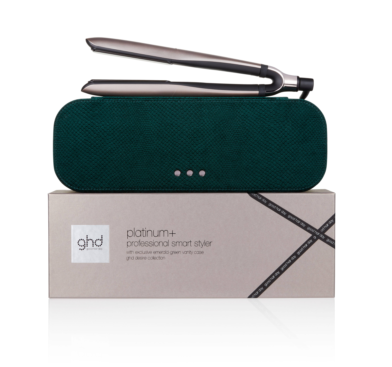ghd Xmas Desire Platinum+ Geschenkset