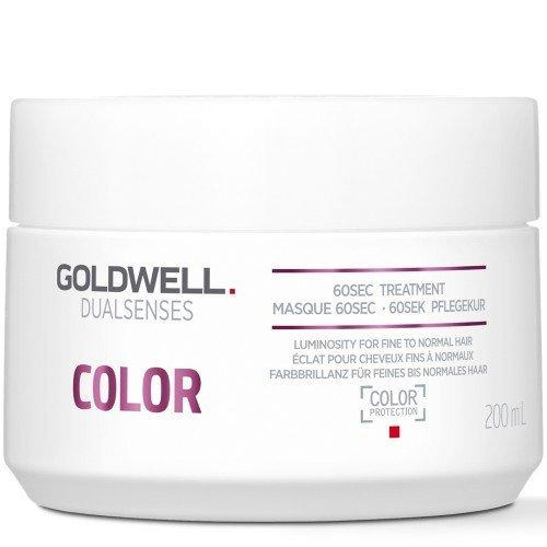 Goldwell Dualsenses Color 60Sec Treatment Maske 200 ml