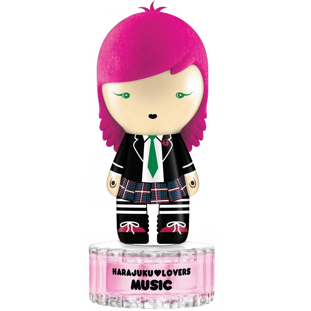 Harajuku Lovers by Gwen Stefani - Wicked Style Music Eau de Toilette 30ml