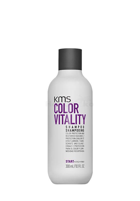 KMS California COLORVITALITY Shampoo 300ml - NEU