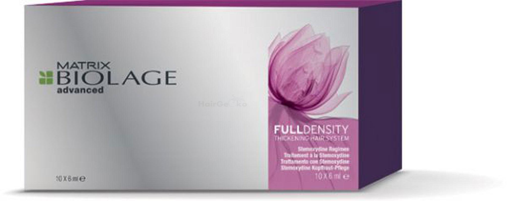 Matrix Biolage FullDensity Stemoxydine Kopfhaut-Pflege 10x6ml