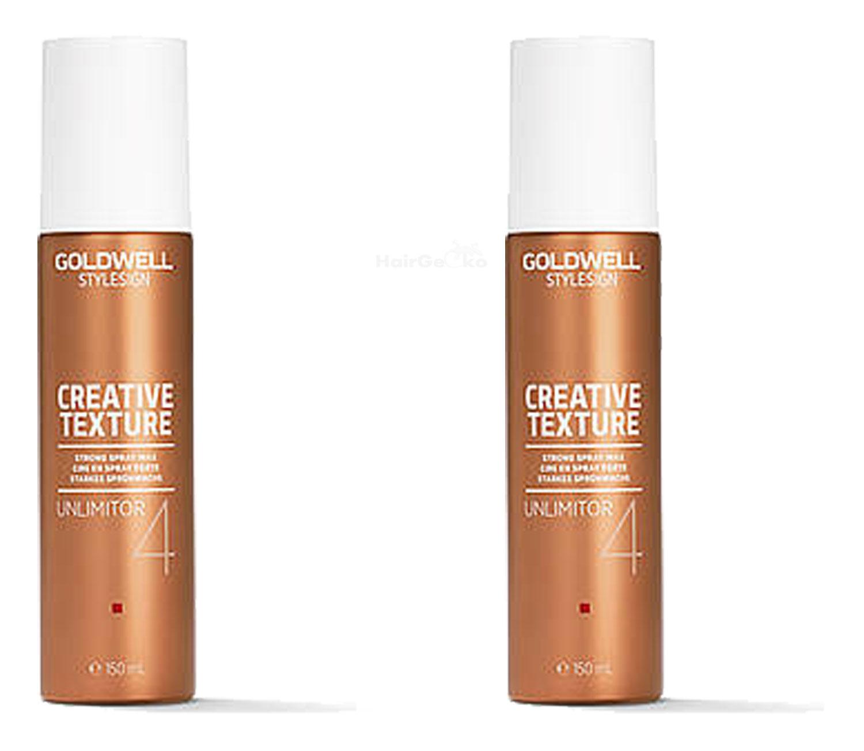Goldwell StyleSign Creative Texture Aktion - Unlimitor 2x150ml = 300ml