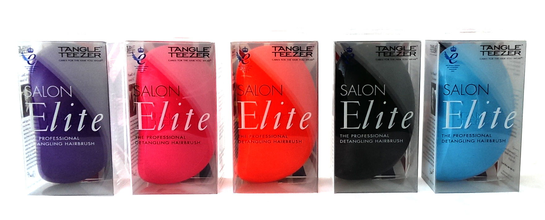 Tangle Teezer Salon Elite Bürste Haarbürste Entwirrbürste alle Farben