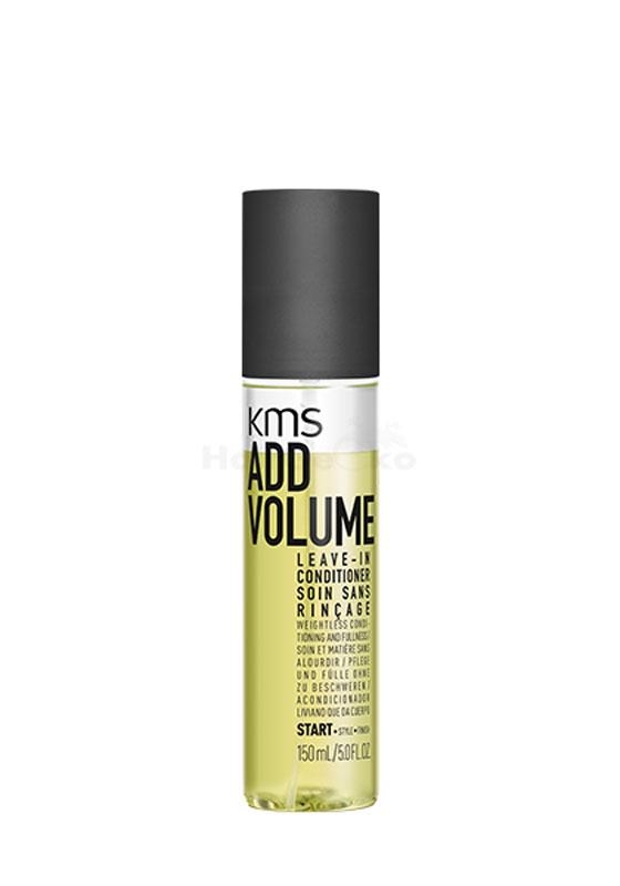 KMS California ADDVOLUME Leave-In Conditioner 150ml - NEU