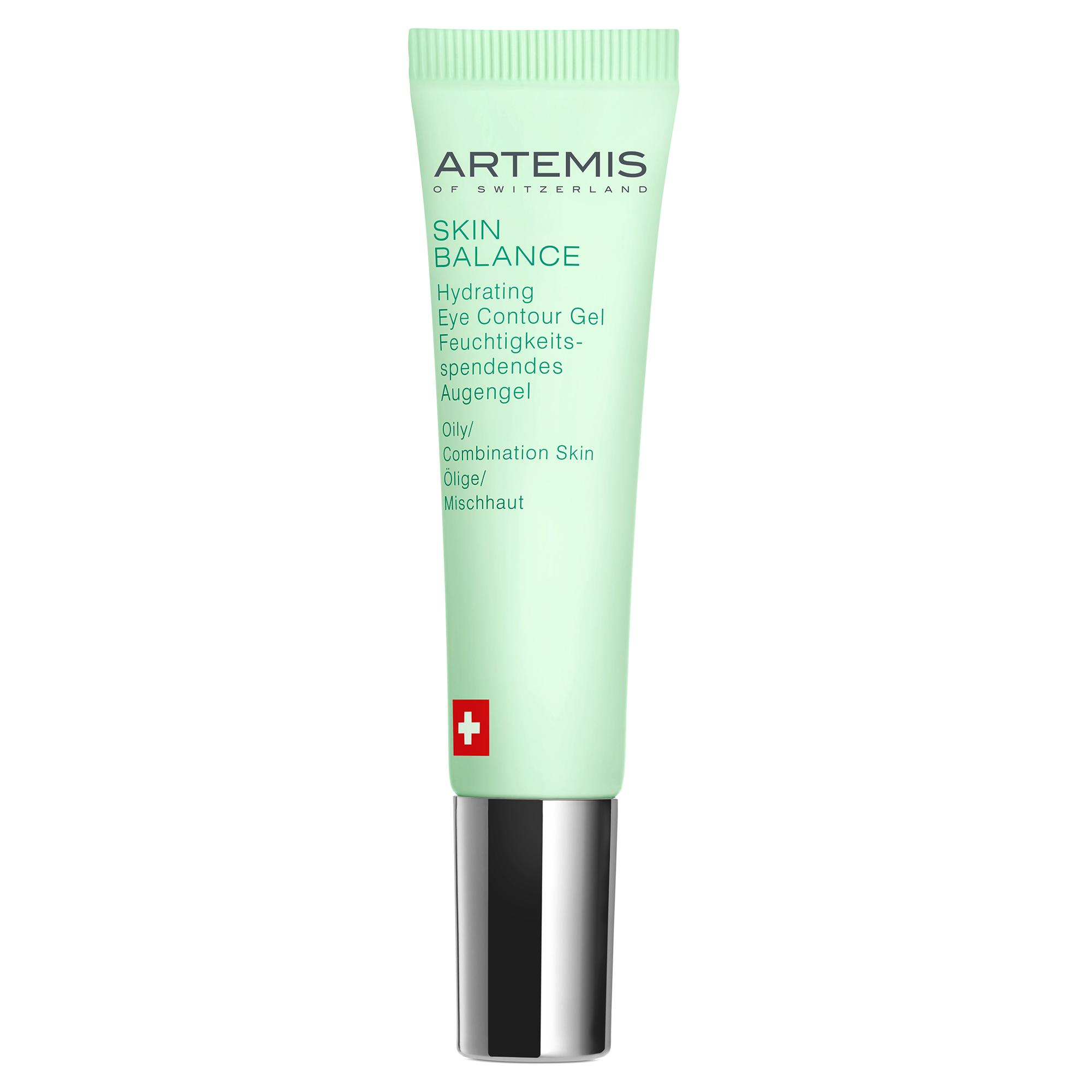 Artemis Skin Balance Hydrating Eye Contour Gel 15ml