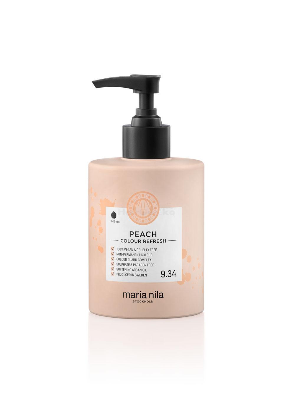Maria Nila Colour Refresh Peach 9.34 300ml