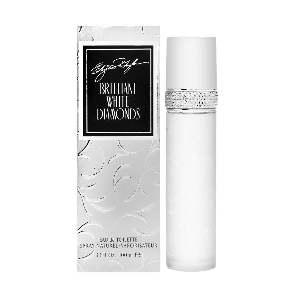 Elizabeth Taylor Brilliant White Diamonds Eau de Toilette 100 ml